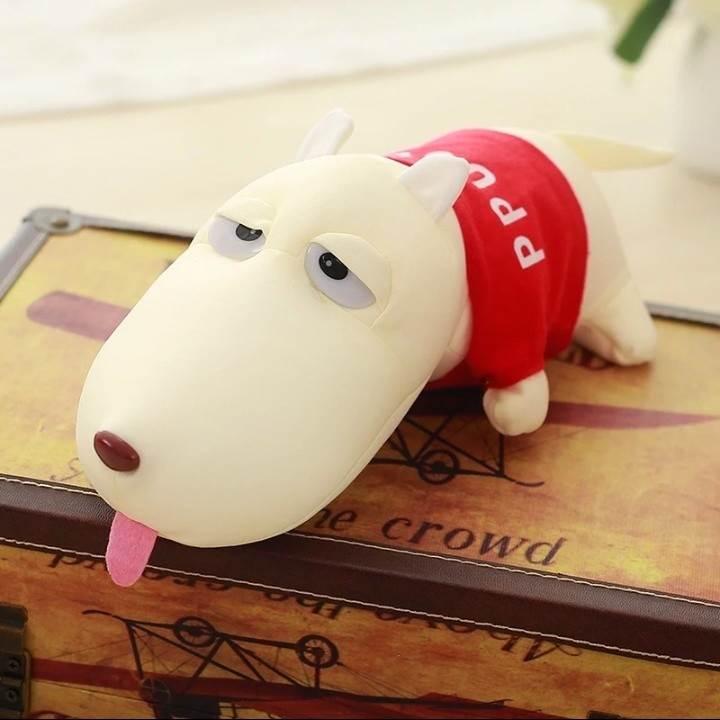 Car Accessories Cartoon Dog Plush Toys Car Decoration Bamboo Charcoal Bag Purify Auto Air Freshener Lessen Radiation Deodorant (4)